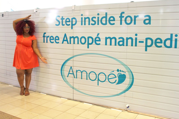 Amope | Beauty Boutique Tour