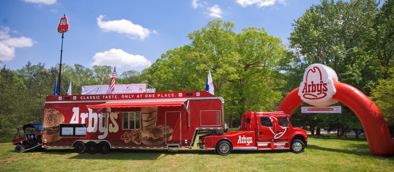 Arby's Foundation   Charity Tour