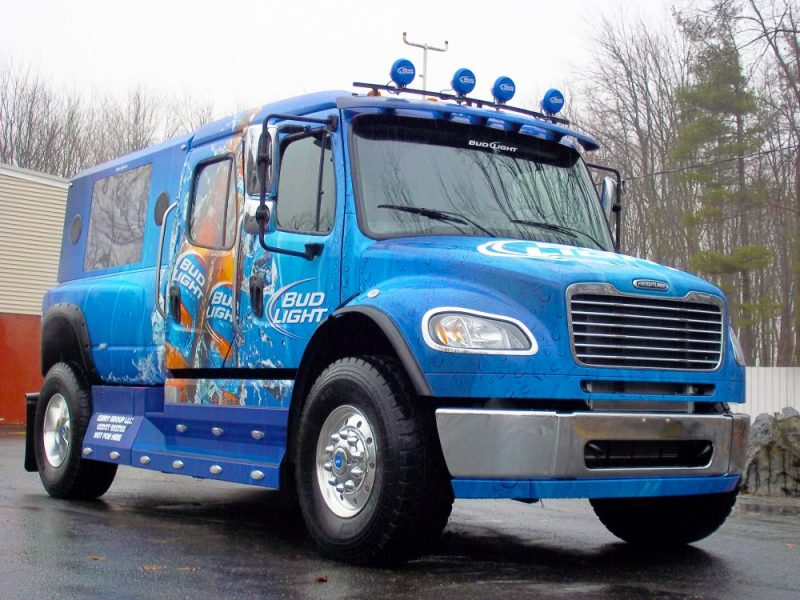 Anheuser-Busch | Bud Light SportChassis Fleet