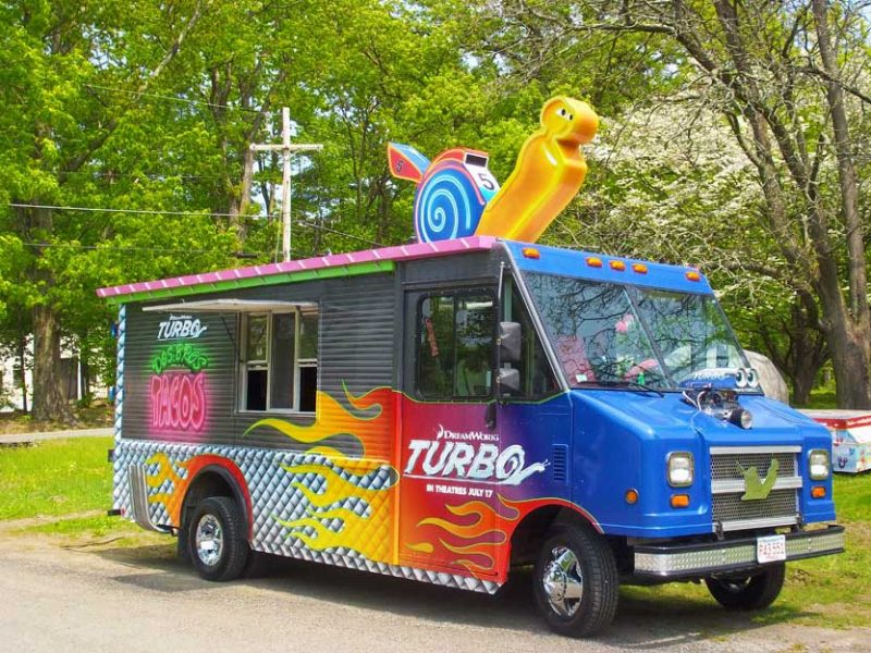 20th Century Fox | Turbo Dos Bros Taco Truck