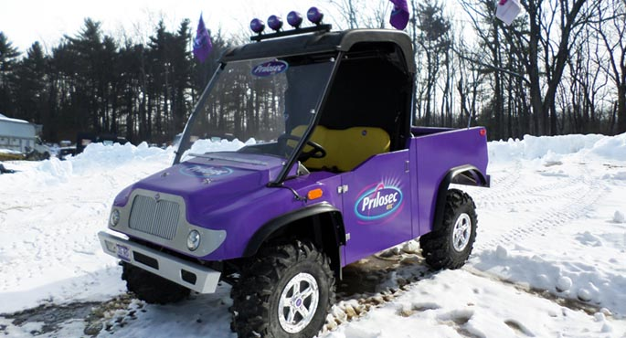 Prilosec OTC | Mini Monster Truck