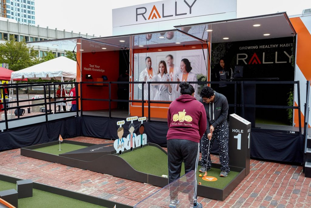 Rally | Your Health Made Simple Tour