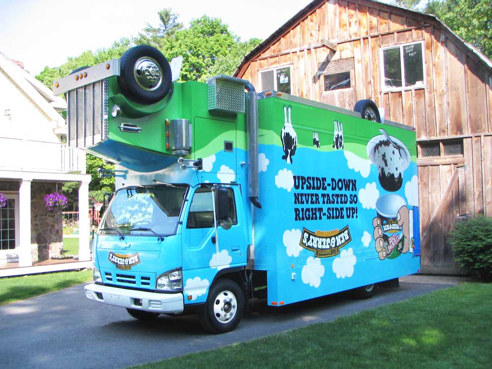 Ben & Jerry's | Flipped Out! Truck