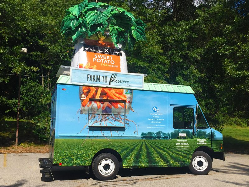 Alexia | Specialty Food Truck