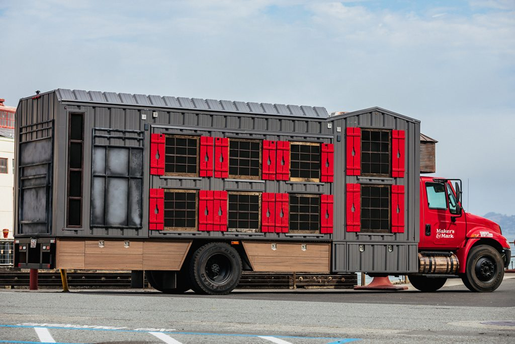 Maker's Mark | Promotional Vehicle