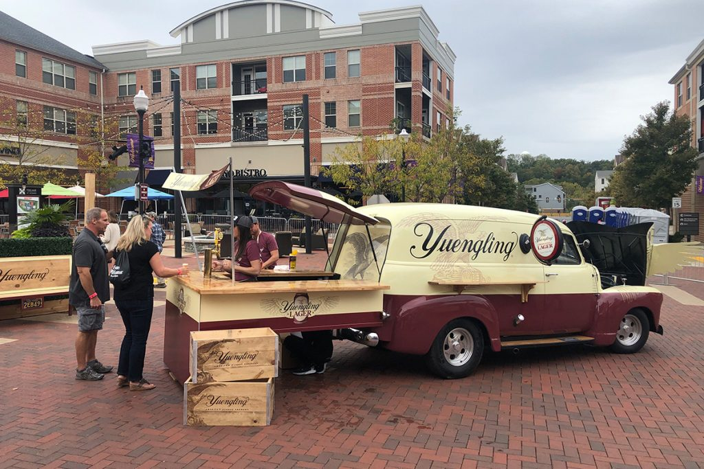 Yuengling | Vintage Draft Vehicle